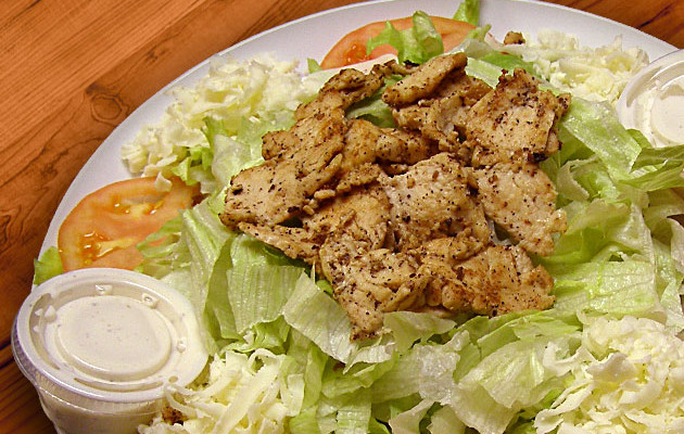 Fresh Grilled Chicken Salad