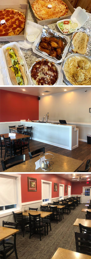 Vinces Pizza, Hagerstown- Italian & Mexican Food